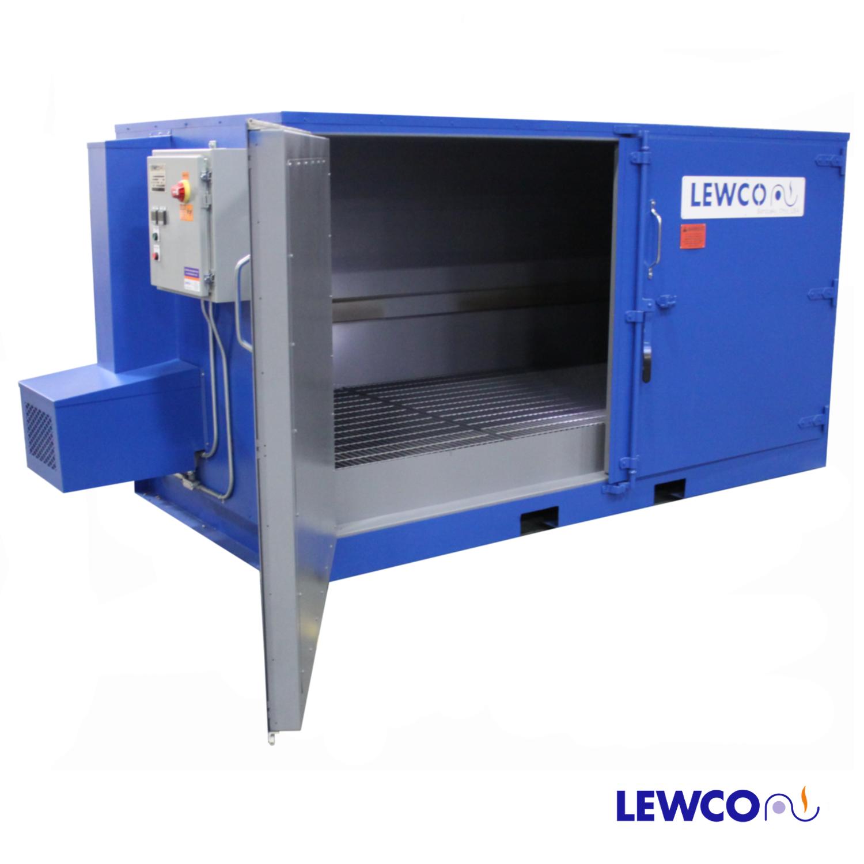 Drum Hot Box, Model: EC08S – Lewco Ovens
