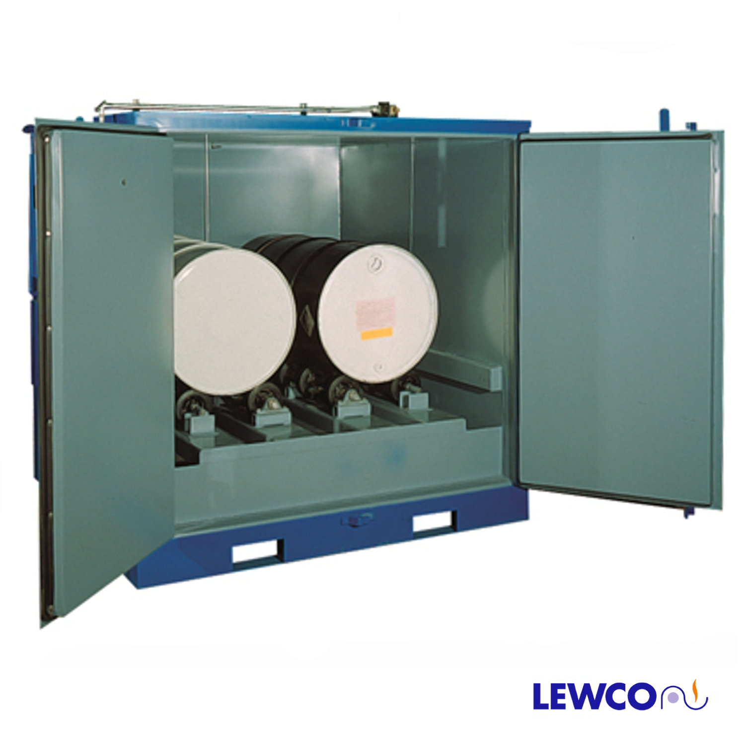 Electric Drum Heating Cabinet with Rotator – Lewco Ovens