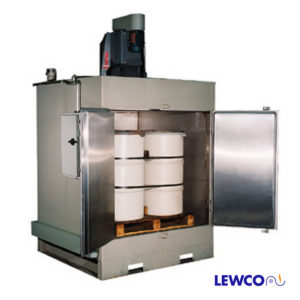 Hot box, hot boxes, drum heaters, heating chamber, box oven, heating cabinet, drum heating cabinet