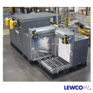 conveyor oven, custom conveyor oven, electric oven, contentious process oven