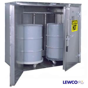 Drum Heaters, Drum Hot Boxes, Heating Cabinets, Drum Oven, Barrel Oven, Pallet Heater, Pallet Warmer