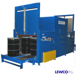 Hot box, hot boxes, drum heaters, heating chamber, box oven, heating cabinet, drum heating cabinet, drum heating tunnel